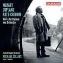 Mozart - Copland - Kats-Chernin: Works for Clarinet & Orchestra thumbnail