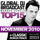Global DJ Broadcast Top 15 - November 2010  thumbnail