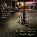 Debussy: String Quartet - Piano Trio - 2 Danses - Rêverie thumbnail