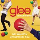 All I Want For Christmas Is You (Glee Cast Version) (Single) thumbnail