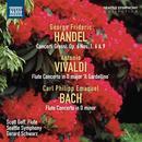Handel: Concerti Grossi, Op. 6, Nos. 1, 6 & 9 - Bach: Flute Concerto, H. 425 thumbnail