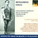 Vocal Recital: Beniamino Gigli - Verdi, G. / Massenet, J. / Puccini, G. / Bizet, G. (Complete Collection Of Opera Highlights, Vol. 3) (1930-1941) thumbnail