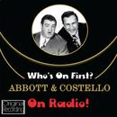 Who's On First? Abbott And Costello On Radio! thumbnail