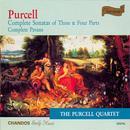 Purcell: Sonatas A 3 / Sonatas A 4 / Pavans (Complete) thumbnail