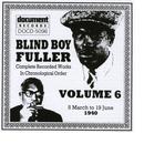 Blind Boy Fuller Vol. 6 1940 thumbnail