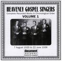 Heavenly Gospel Singers Vol. 1 (1935-1936) thumbnail