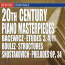20th Century Piano Masterpieces thumbnail