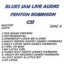 Blues Jam Live Audio: Fenton Robinson thumbnail