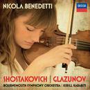 Shostakovich: Violin Concerto No.1; Glazunov: Violin Concerto thumbnail
