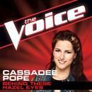 Behind These Hazel Eyes (The Voice Performance) (Single) thumbnail