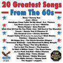 20 Greatest Songs From The 60's thumbnail
