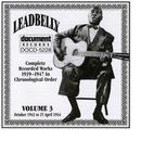 Leadbelly Vol. 3 1939-1947 thumbnail