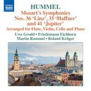 Mozart: Symphonies Nos. 35, 36 & 41 (Arr J.N. Hummel) thumbnail