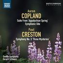 Copland: Appalachian Spring Suite - Symphonic Ode - Creston: Symphony No. 3, 'Three Mysteries' thumbnail