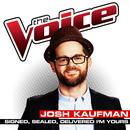 Signed, Sealed, Delivered I'm Yours (The Voice Performance) (Single) thumbnail