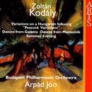 Kodaly: Peacock Variations; Dances; Summer Evening thumbnail