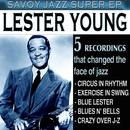 Savoy Jazz Super EP: Lester Young thumbnail