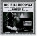 Big Bill Broonzy Vol. 11 1940 - 1942 thumbnail