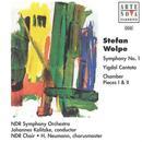 Stefan Wolpe: Symphony No. 1; Yigdal Cantata; Chamber Pieces 1 & 2 thumbnail