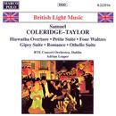 Coleridge-Taylor: Hiawatha Overture; Petite Suite; Four Waltzes and Others thumbnail
