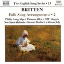 Britten: Folk Song Arrangements, Vol. 2 thumbnail