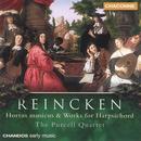 Reincken: Hortus Musicus / Works For Harpsichord thumbnail