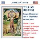 William Bolcom - Songs of Innocence and of Experience (William Blake) / Slatkin, University of Michigan School of Music thumbnail
