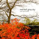 Red Leaf, Grey Sky thumbnail