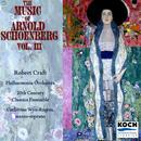 The Music of Arnold Schoenberg, Vol. III: Four Orchestral Songs, Op. 22 / Variations for Orchestra, Op. 31 / Music by J.S. Bach arranged for orchestra by Arnold Schoenberg - Robert Craft thumbnail