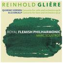 Glière: Concertos For Cello & Horn thumbnail