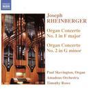 Rheinberger: Organ Concerto No. 1; Organ Concerto No. 2 thumbnail