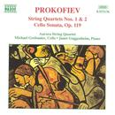 Prokofiev: String Quartets Nos. 1 & 2; Cello Sonata thumbnail
