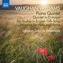 Vaughan Williams: Piano Quintets thumbnail