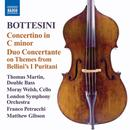Bottesini: Concertino In C Minor; Duo Concertante On Themes From Bellini's I Puritani thumbnail