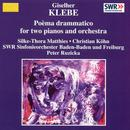 Klebe: Poèma Drammatico For Two Pianos And Orchestra thumbnail