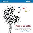 John White: Piano Sonatas thumbnail