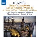 Hummel: Mozart's Symphonies, Vol. 1 - Nos. 38 'prague', 39 And 40 (Arranged For Flute, Violin And Piano) thumbnail
