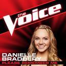 Please Remember Me (The Voice Performance) (Single) thumbnail