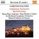 Lorenzo Palomo: Andalusian Nocturnes; Spanish Songs thumbnail