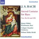 J.S. Bach: Sacred Cantatas For Bass thumbnail