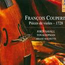Francois Couperin: Pieces De Violes 1728 thumbnail