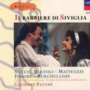 Rossini - Il barbiere di Siviglia / Nucci, Bartoli, Matteuzzi, Fissore, Bruchuladze, Patanè thumbnail