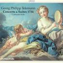 Telemann: Concerts & Suites 1734 thumbnail
