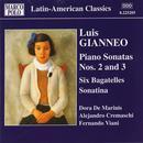 Gianneo: Piano Sonatas Nos. 2 And 3 / 6 Bagatelles thumbnail